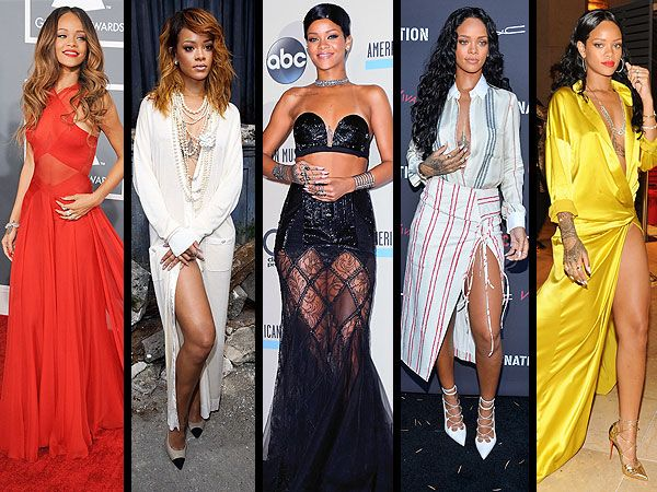 Rihanna honored as Fashion Icon by Council of Fashion Designers of America (CFDA)