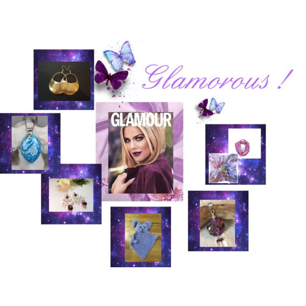 Glamorous!! by zebacreations on Polyvore