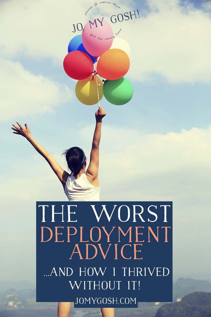 The Worst Deployment Advice… and How I Thrived Without It