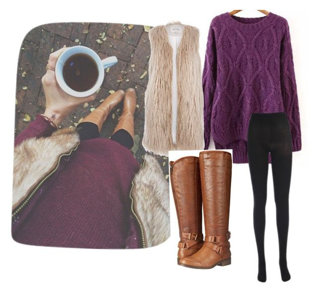 Meghan Rienks! Youtuber #3 by vgcochran on Polyvore featuring polyvore, fashion, style, River Island and Madden Girl