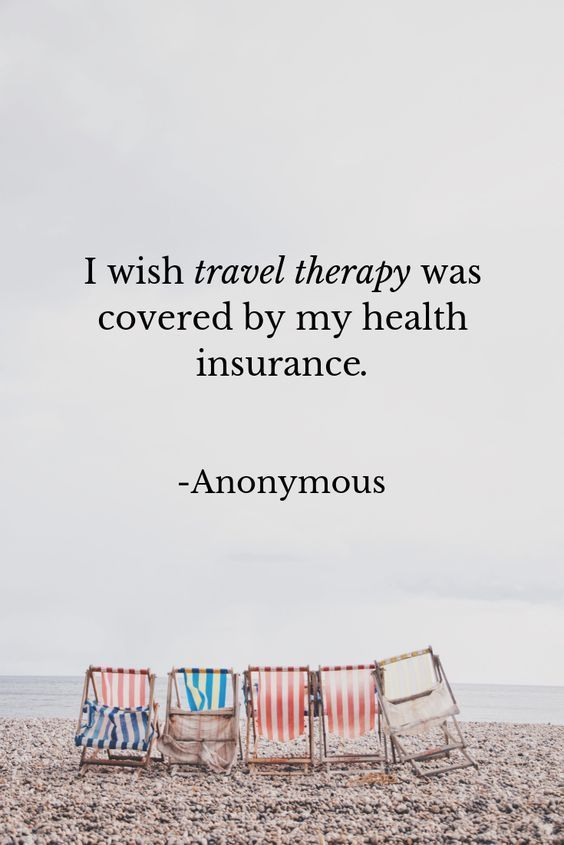 #anonymous #insurance #therapy #covered #travel #quotes