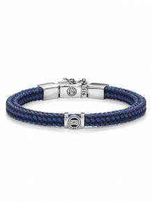 Buddha to Buddha Armband 780MIX BU Denise Cord Mix Blue