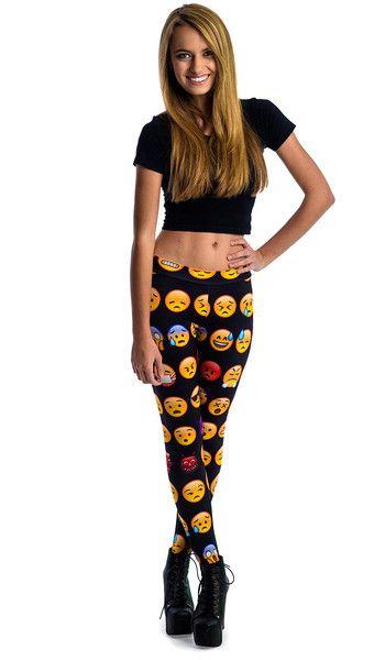 The Emoji Leggings (Ltd.)