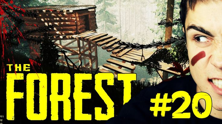NOWY DOM! - The Forest #20