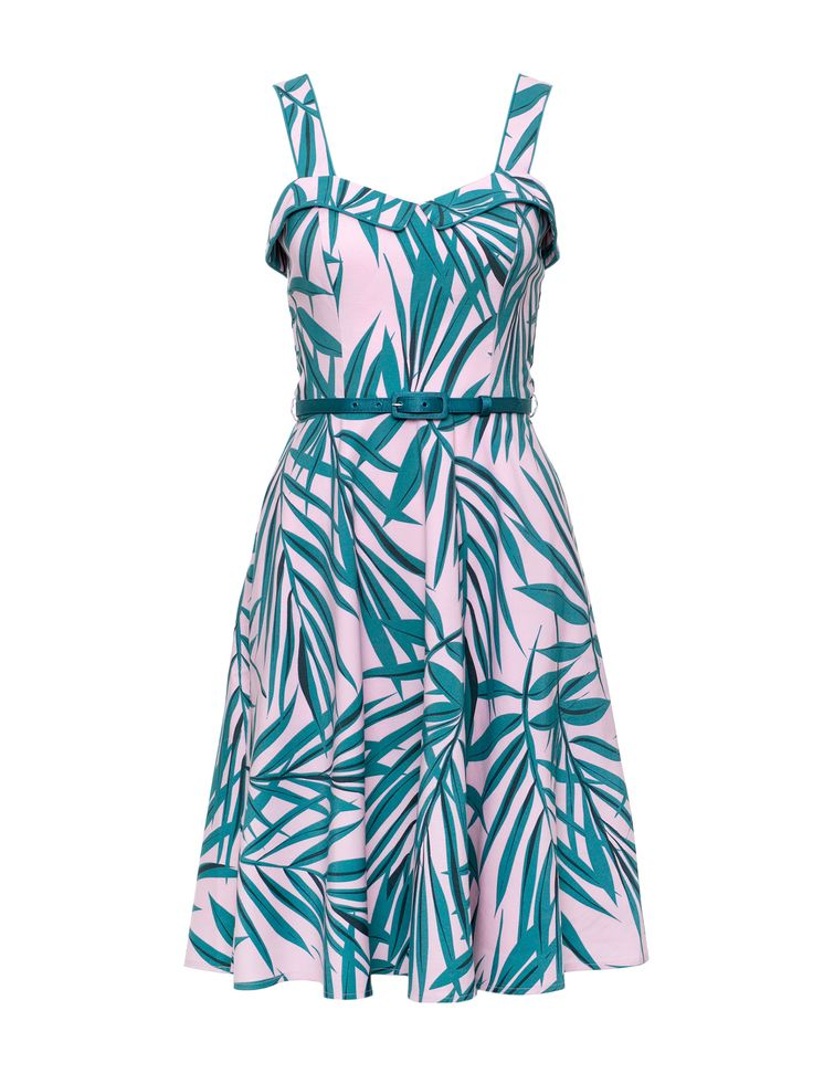 Paradise Palm Dress | Tropical | Review Australia