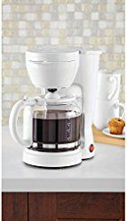 Christmas deals week Mainstays 5-Cup Best Coffee Brew Maker with Thermal Carafe
