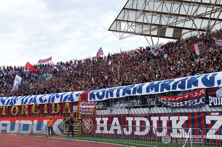 Hajduk - Osijek 5:1 • HNK Hajduk Split