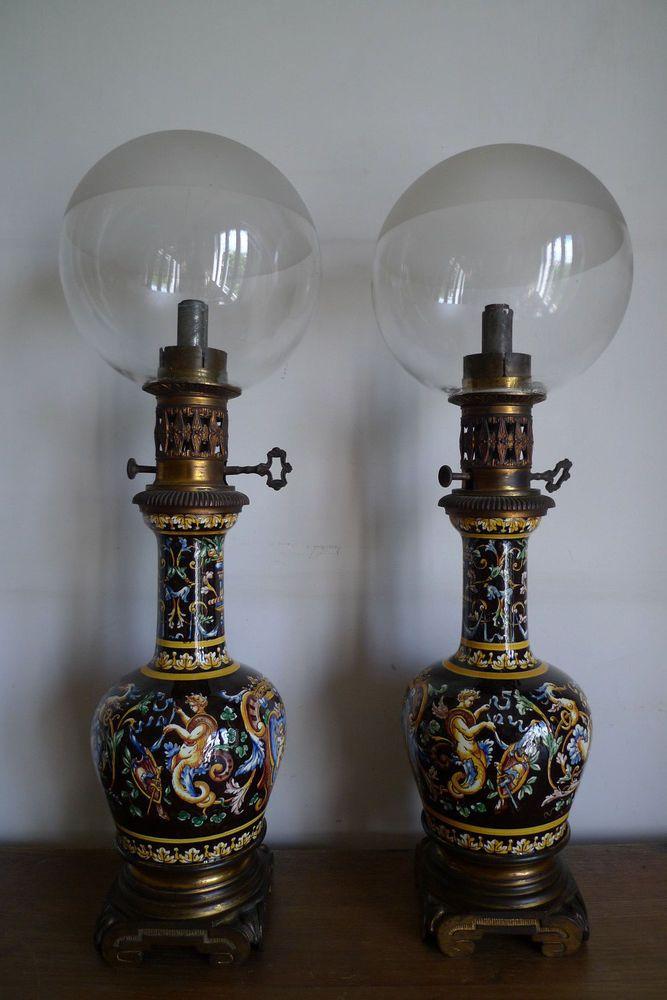 Les 25 meilleures id es de la cat gorie lampes huile sur for Lampe dehors