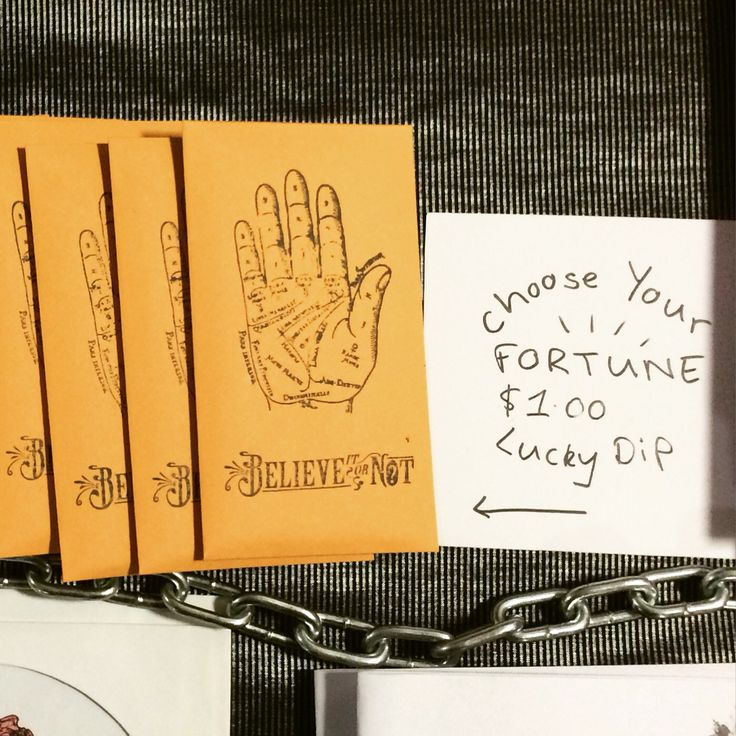 Our lucky dip at the MCA Zine Fair.