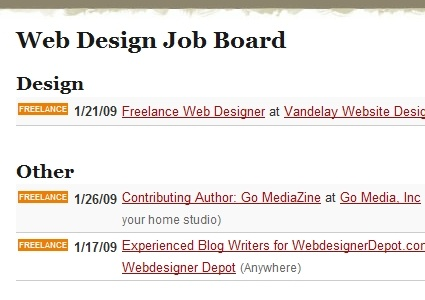Types Of Design Jobs For Creative People Designjobs
