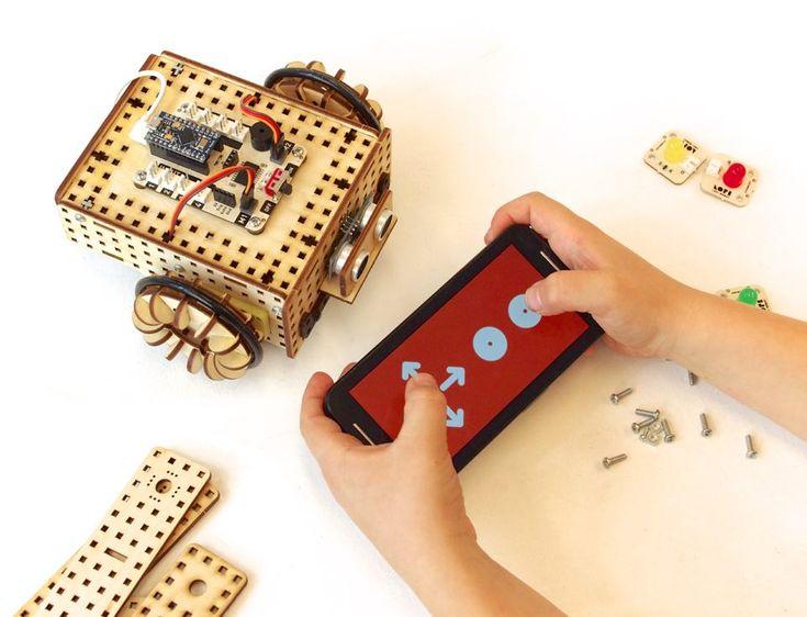 Lo Fi Robot - system do nauki robotyki