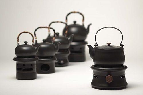Kettle Set Vlll | Lin\'s Ceramics Studio