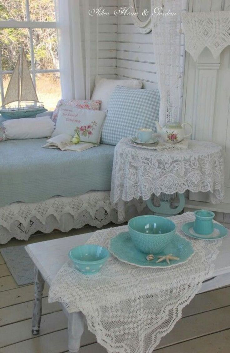 15 Shabby Chic Home Decoration Ideas to Steal – Claudia Ehmann