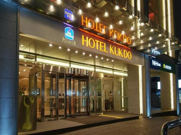 OopsnewsHotels - Best Western Premier Hotel Kukdo