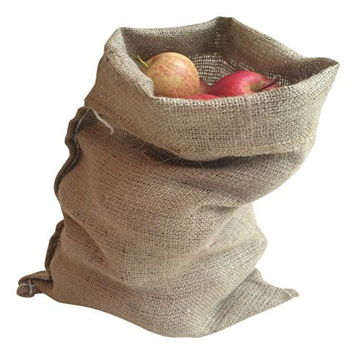From 7.50 Nutley's 30 X 45cm Hessian Potato Sack (pack Of 5)