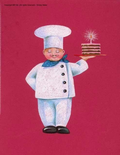 Happy Birthday #cake #Mary Engelbreit