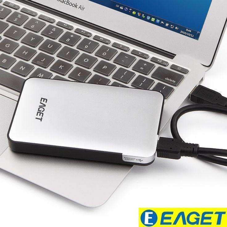 """Eaget g30 perangkat penyimpanan eksternal 1 TB kecepatan tinggi 2.5 """"HDD USB 3.0 Desktop Laptop 1 TB Hard Disk 1 TB Eksternal Hard Drive"""