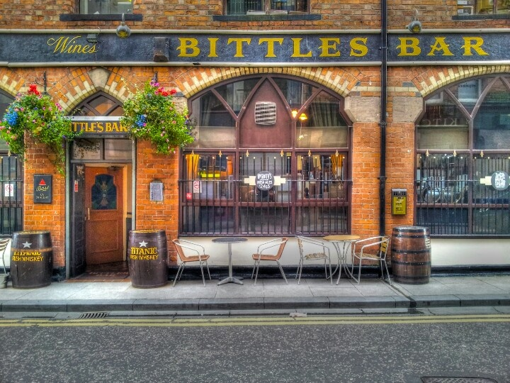 Bittles Bar - Belfast, Northern Ireland