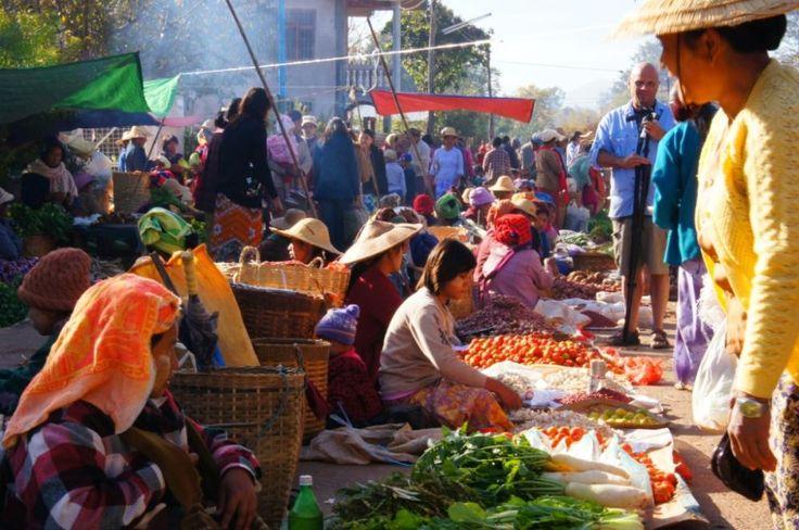 Marché de Kalaw