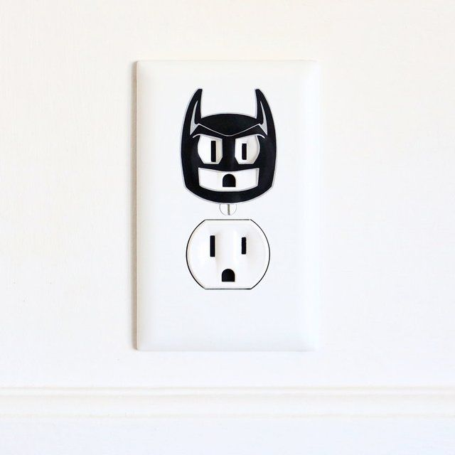 Fancy - Batman Outlet Sticker
