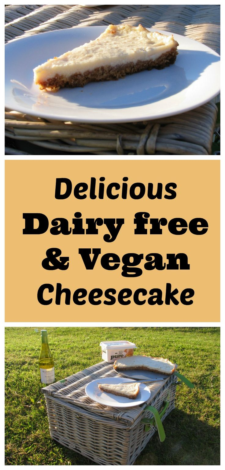 This easy vegan vanilla cheesecake is creamy, luxurious and perfect for adding your own toppings to or enjoying alone.