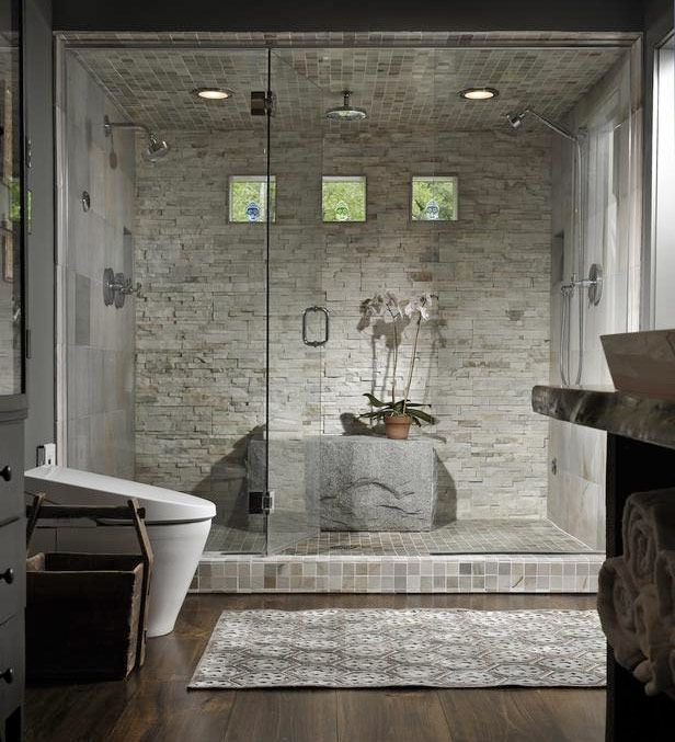 Badrumsinspiration – 33 enkla sätt att förändra ditt badrum