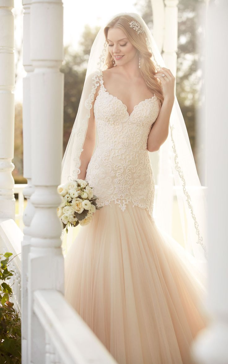 Form Fitting Wedding Dress Quotes