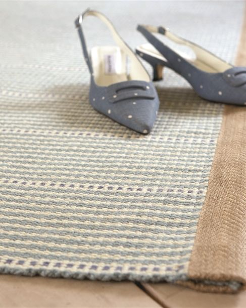Browse our collection of rugs and runners made from 100% British Wool. Choose from designs such as rustic & country, classic or contemporary. Vanessa Arbuthnott