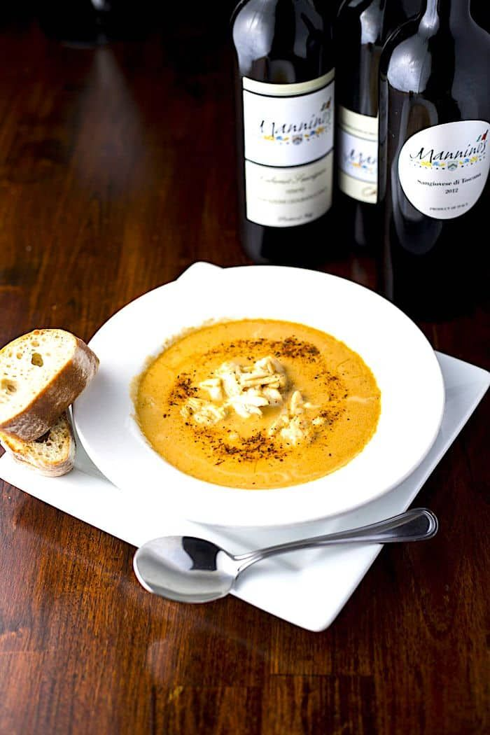 The Hirshon Charleston She-Crab Soup | Recipe in 2020 ...
