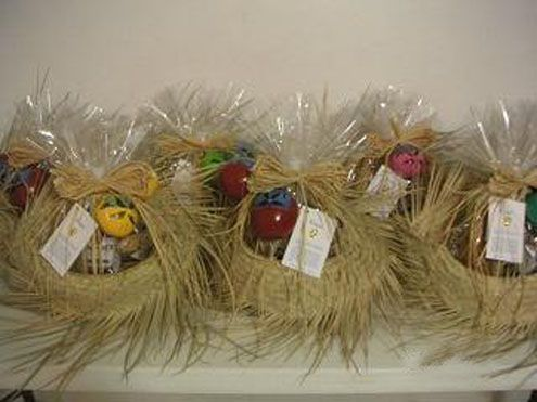 Wedding Cost In Puerto Rico | Corporate group gifts with maracas, souvenir, traditional cookies and ...