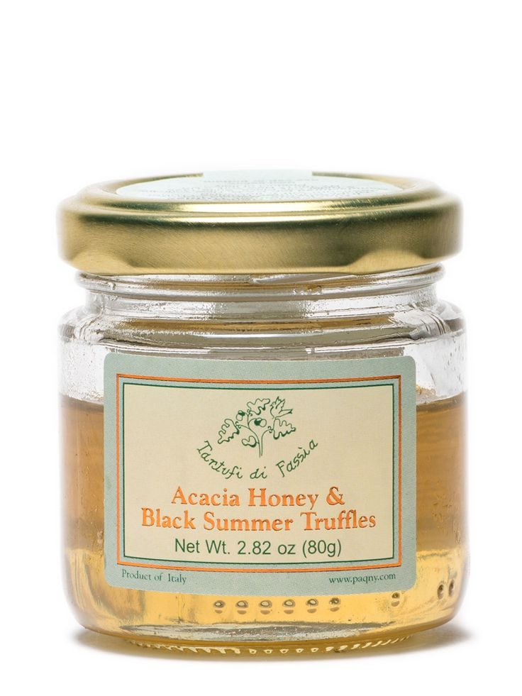 Tartufi di Fassia Acacia Honey and Black Summer Truffles | Mikuni Wild Harvest