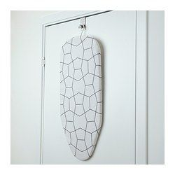 JÄLL Tabletop ironing board - IKEA, Could hang on the wall of the laundry room.  For as little ironing as I do, this seems a better fit for our needs and our space.