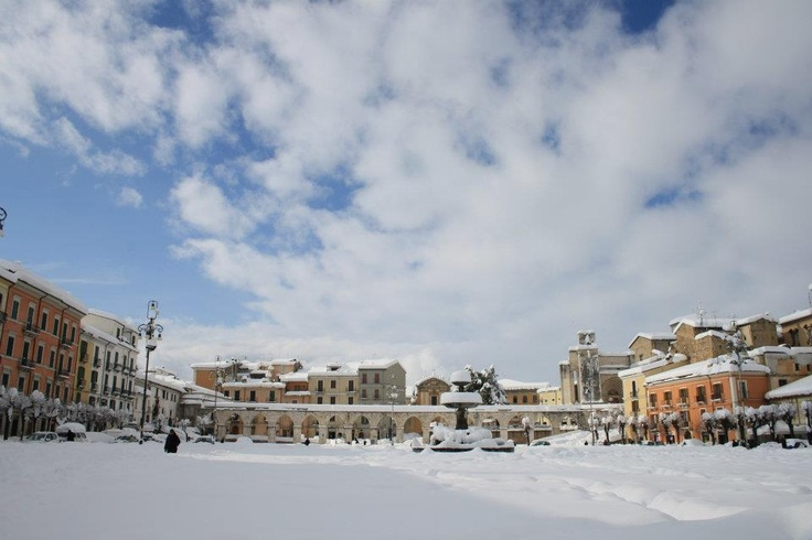 Snow @Sulmona