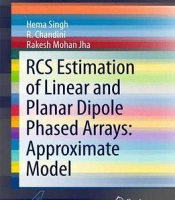 Rcs Estimation Of Linear And Planar Dipole Phased Arrays PDF