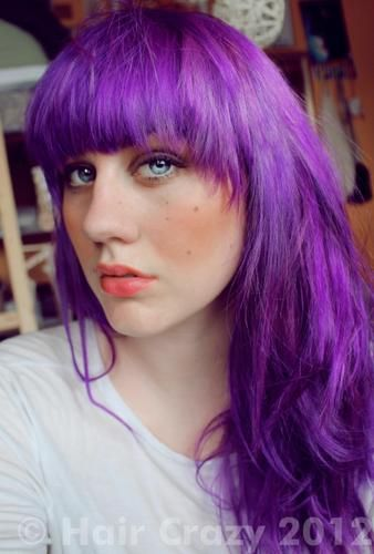 Deep Purple Special Effects Hair Dye - HairCrazy.com