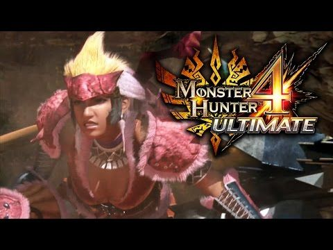 Monster Hunter 4 Ultimate Review - a beast of a game - http://www.continue-play.com/review/monster-hunter-4-ultimate-review-a-beast-of-a-game/