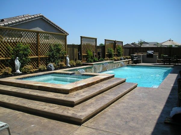 23 Best Concrete Around Pool Ideas Images On Pinterest | Stained Concrete, Concrete  Design And Patio Ideas  Concrete Pool Designs