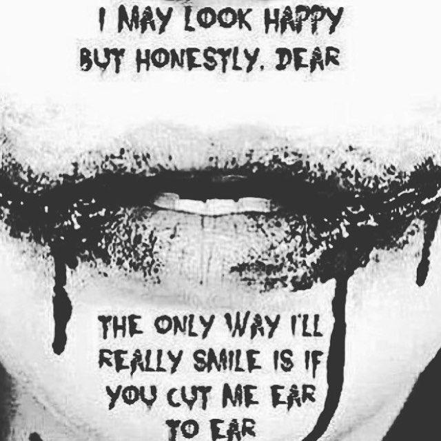 Bring Me The Horizon- Chelsea Smile                                                                                                                                                                                 More