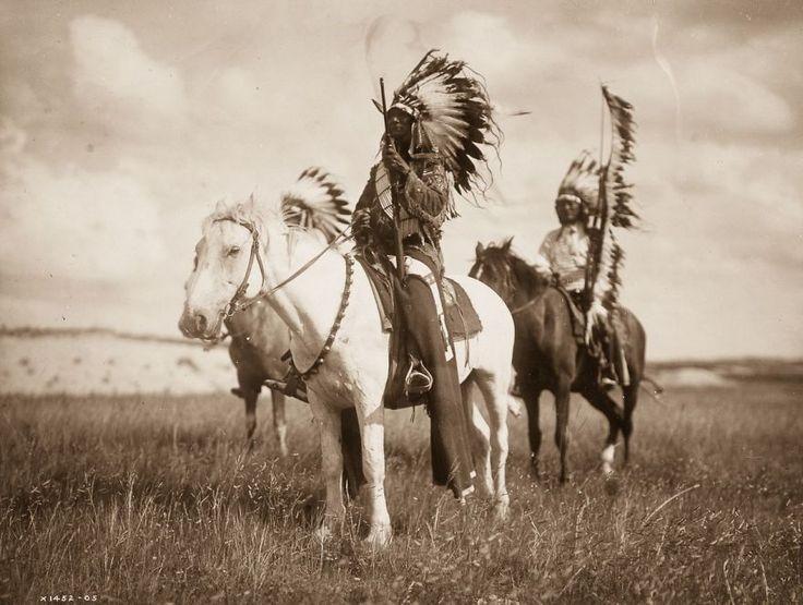 Amerikan Yerlileri Yüz Yıl Önce Nasıl Yaşıyordu