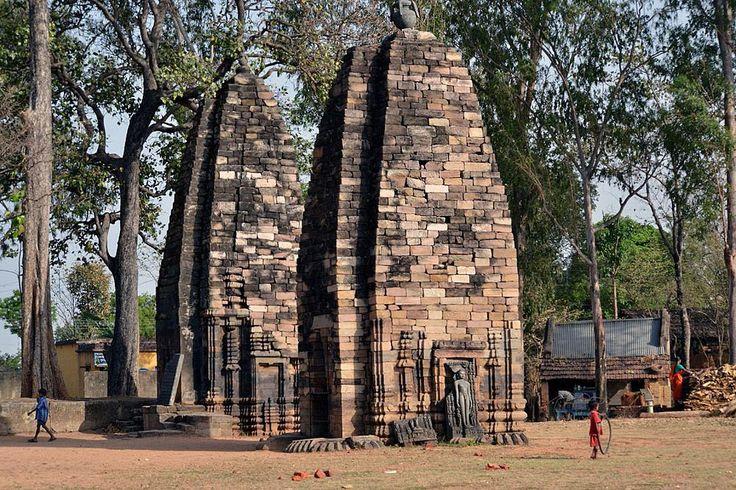 Temples of Deulghata,PURULIA district, India