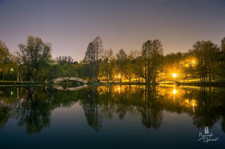 Tineretului Park - Bucharest. All credits to facebook.com/BucurestiOptimist.