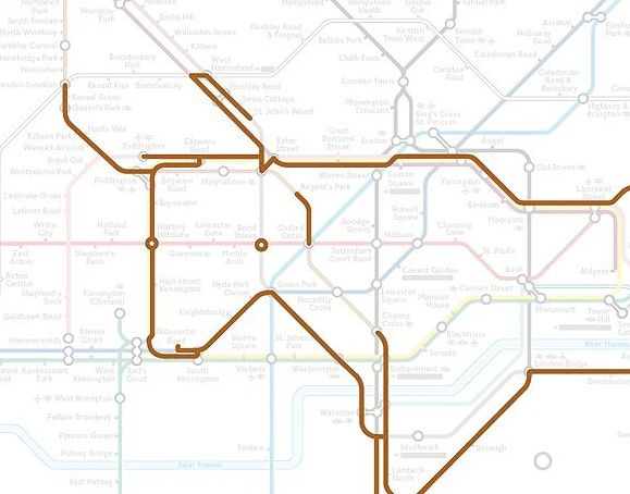 oxford circus the ox london underground tube mapsubway