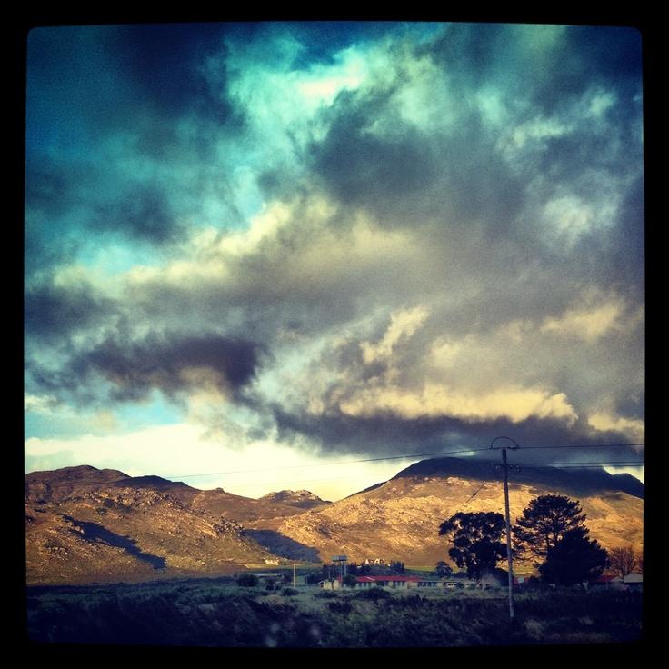 #franschhoek #landscape