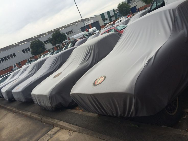 The  Bristol Service department in Brentford! Gems under the covers