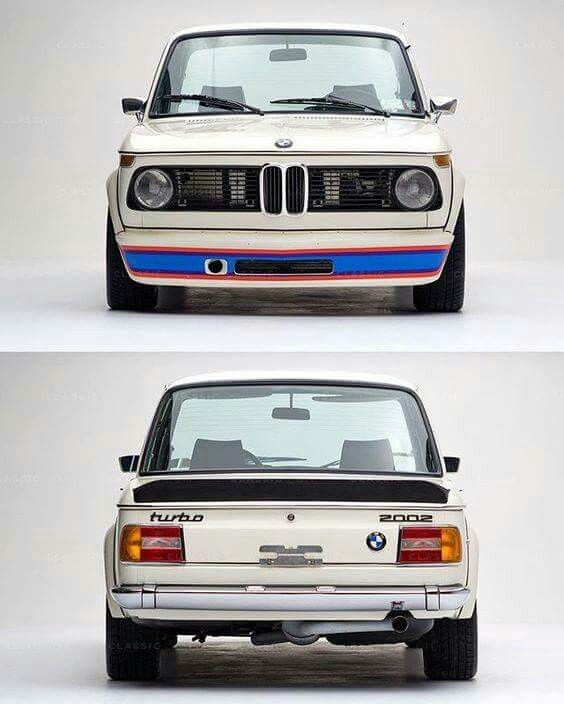 "BMW 2002 Turbo ""Almost enough to make me ""B.M.W!"" THG"