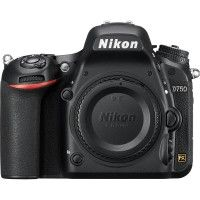 Nikon D750 DSLR 24.3 megapixels Fullframe camera - Body only