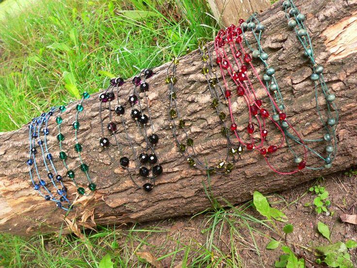 "jewelry collection ""Mori Kei Lady"""