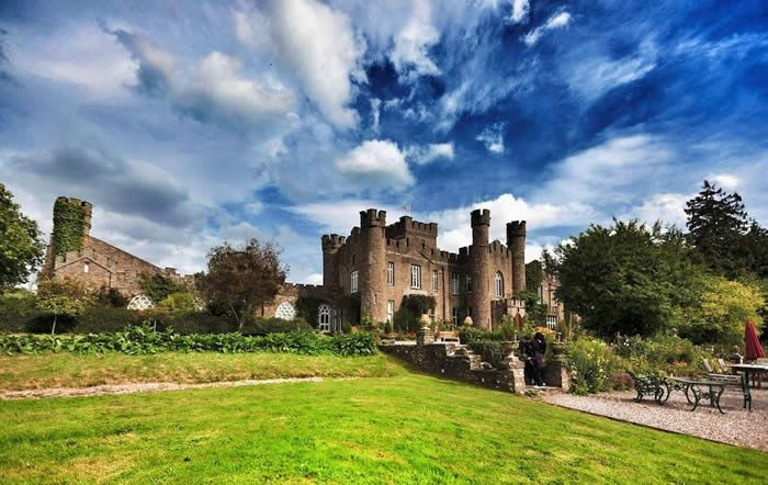 Augill Castle: A very English castle Where Yorkshire meets the Lake District