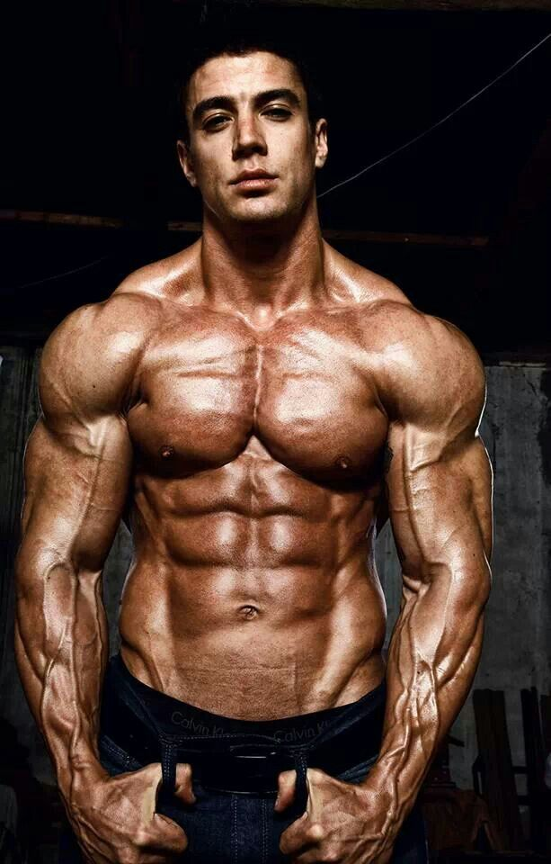 Jaco de Bruyn | Fitness Models & BodyBuilders | Pinterest