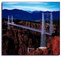 Royal Gorge Bridge - Aug. 2000